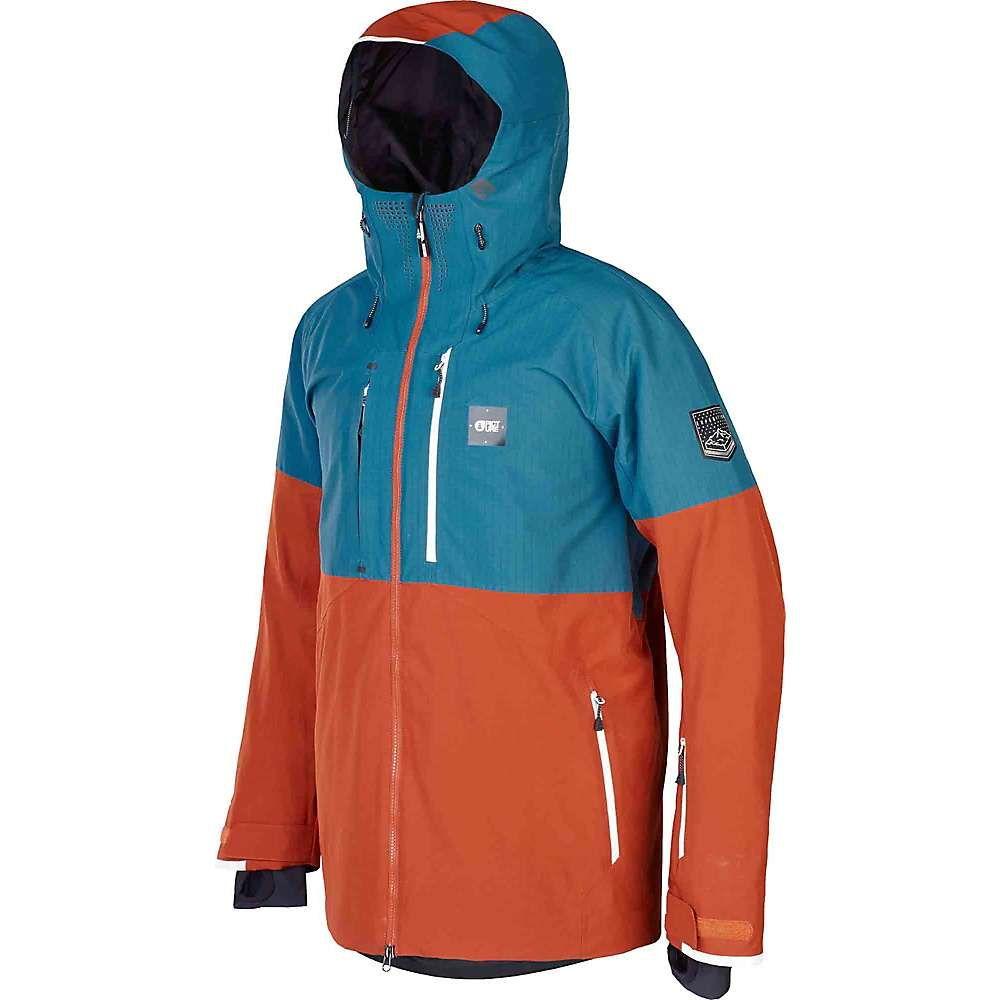 ピクチャー Picture メンズ スキー・スノーボード ジャケット アウター【stone jacket】Petrol Blue