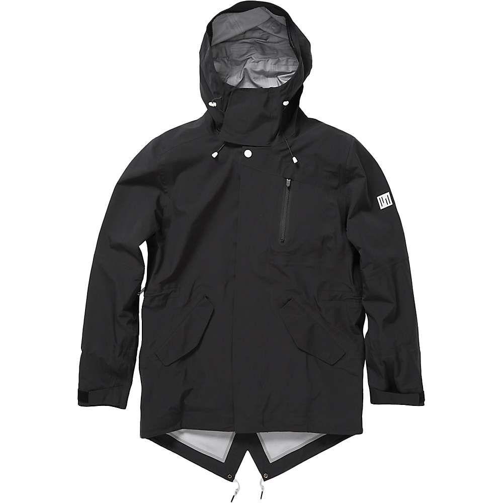 ホールデン Holden メンズ スキー・スノーボード モッズコート ジャケット アウター【m-51 3-layer fishtail jacket】Black