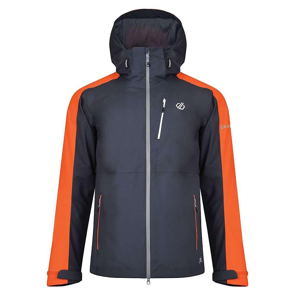 デア トゥビー Dare 2B メンズ スキー・スノーボード ジャケット アウター【diluent jacket】Quarry Grey/Blaze Orange