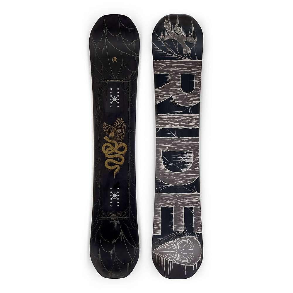 ライド Ride メンズ スキー・スノーボード ボード・板【machete snowboard】No Color