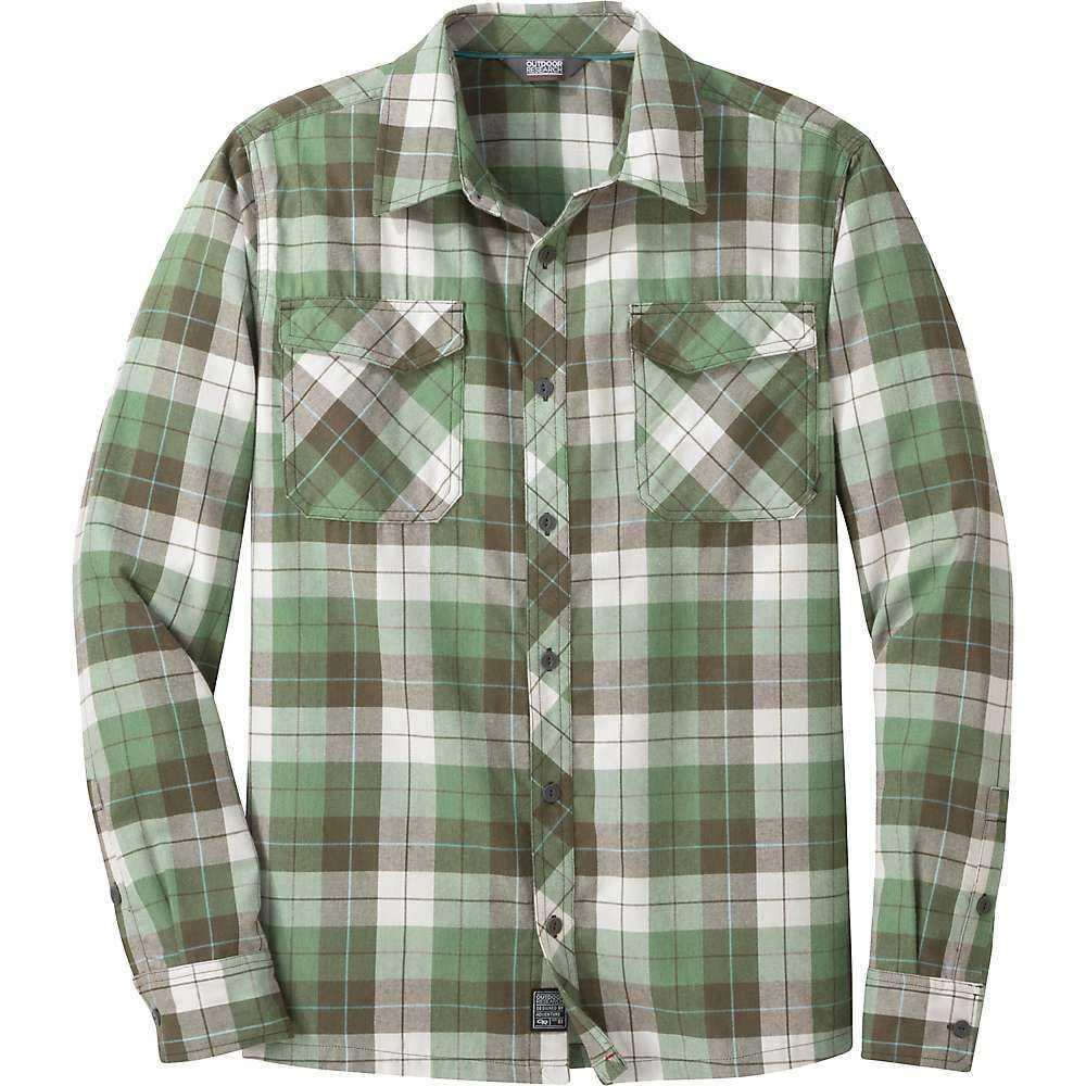 アウトドアリサーチ Outdoor Research メンズ シャツ トップス【tangent ii ls shirt】Juniper Plaid