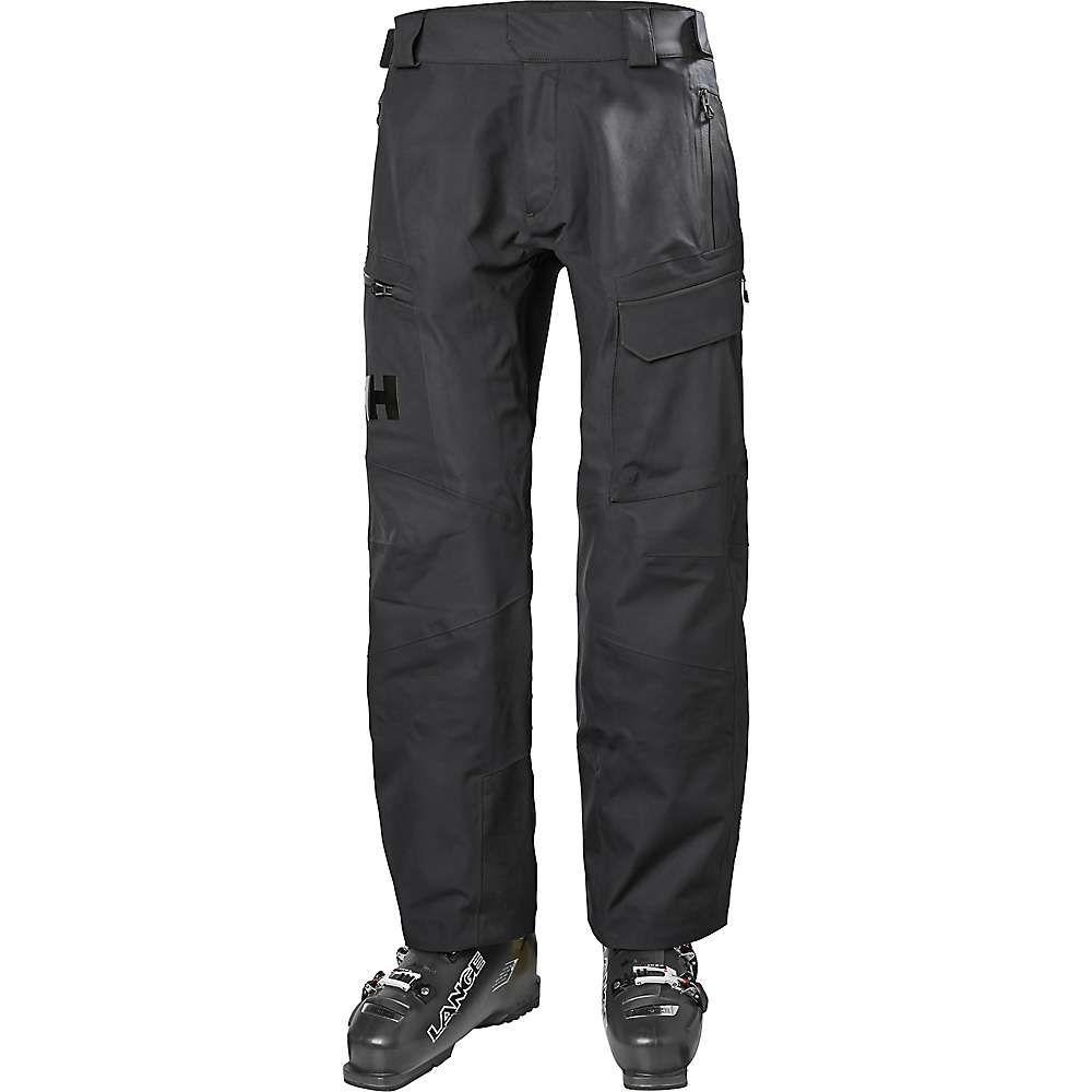 ヘリーハンセン Helly Hansen メンズ スキー・スノーボード ボトムス・パンツ【ridge shell pant】Black