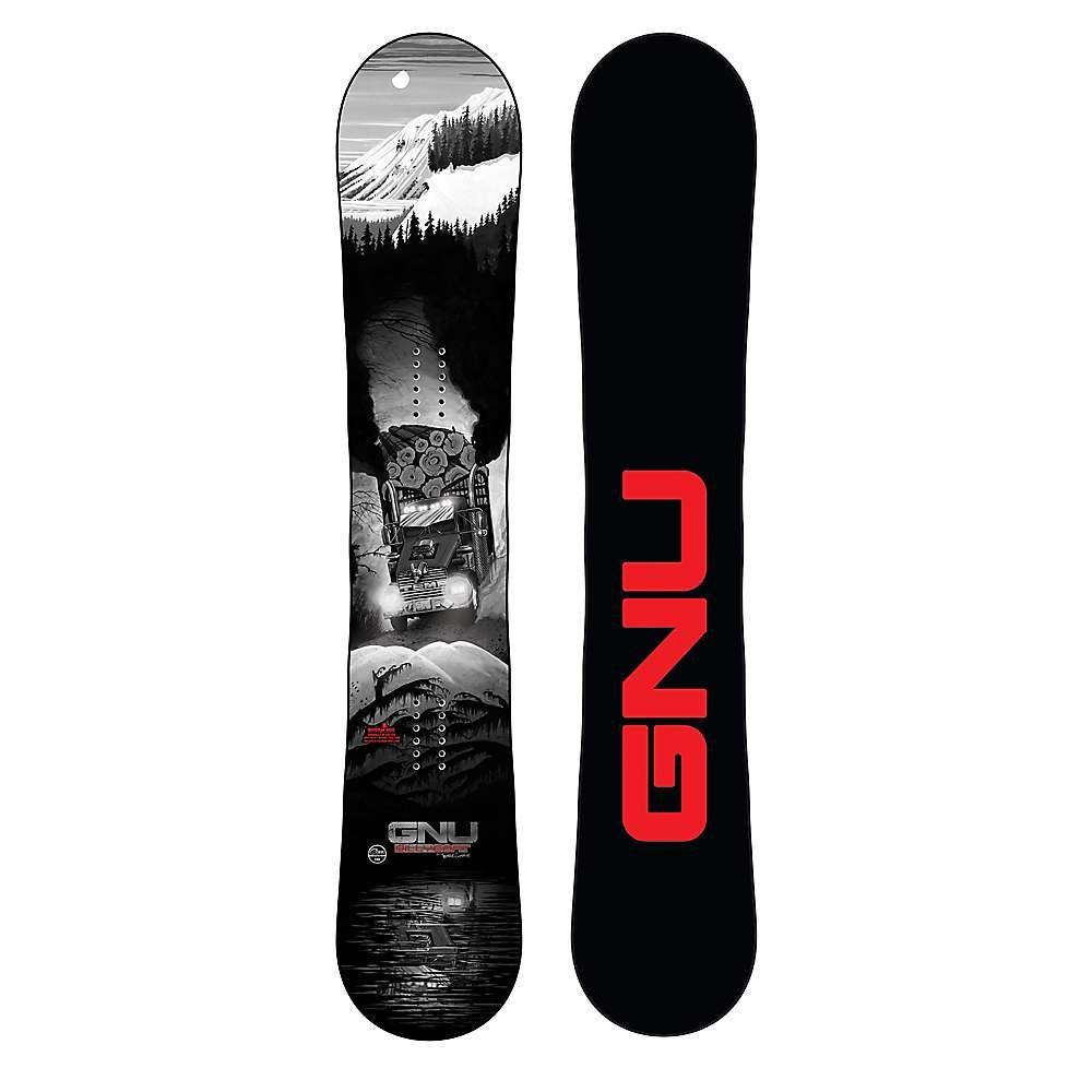 グヌ Gnu メンズ スキー・スノーボード ボード・板【billy goat snowboard】Winter