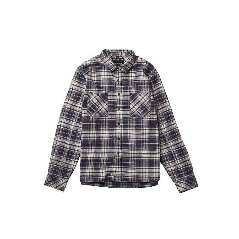 アーバー Arbor メンズ シャツ トップス【heirloom shirt】Indigo