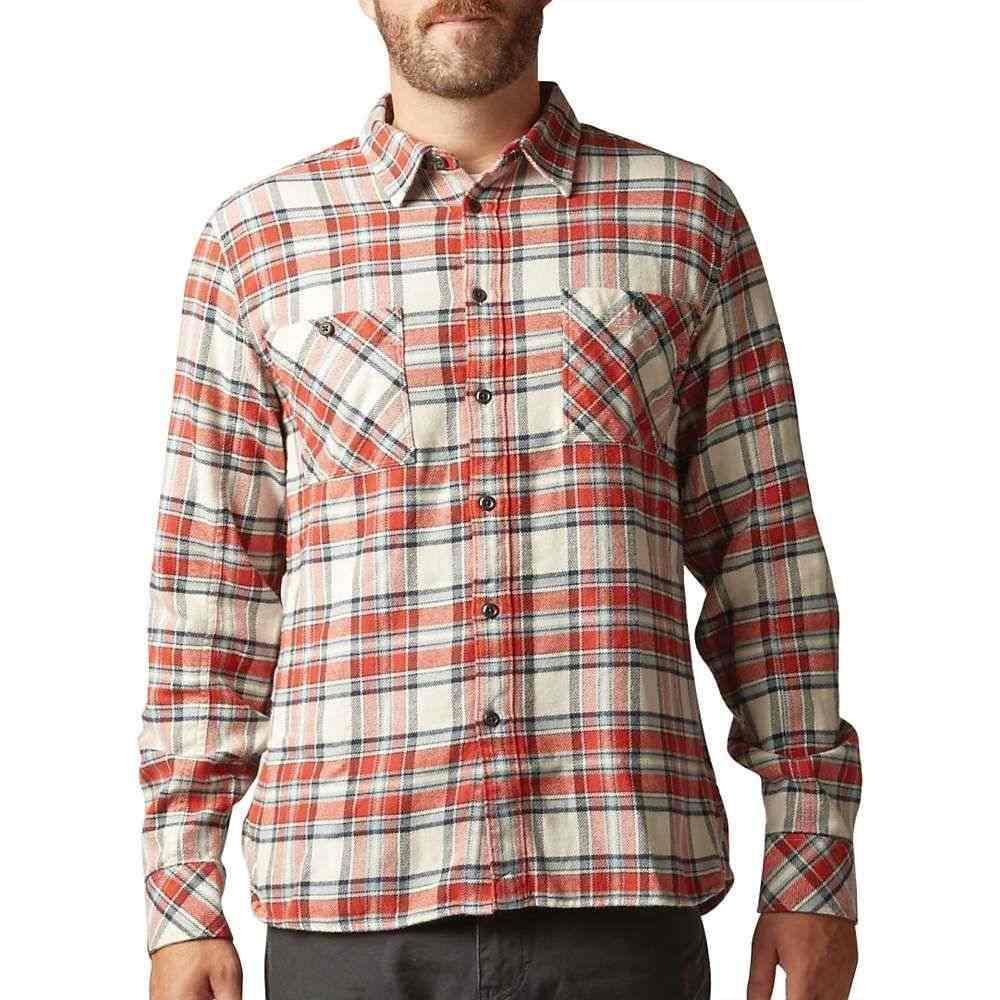 アーバー Arbor メンズ シャツ トップス【highlands shirt】Rust