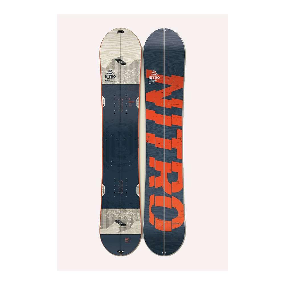 ニトロ Nitro メンズ スキー・スノーボード ボード・板【nomad snowboard】