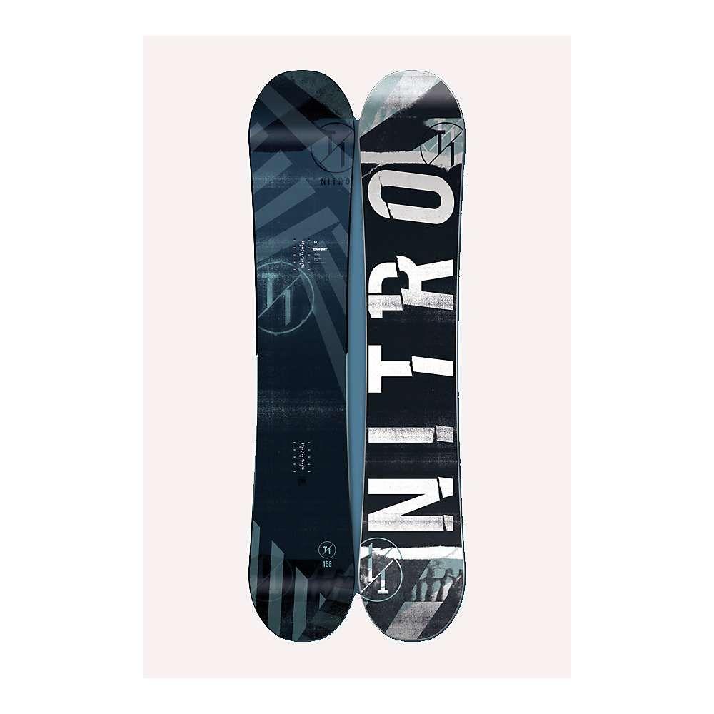 ニトロ Nitro メンズ スキー・スノーボード ボード・板【t1 wide snowboard】