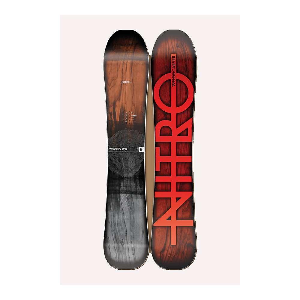 ニトロ Nitro メンズ スキー・スノーボード ボード・板【woodcarver snowboard】