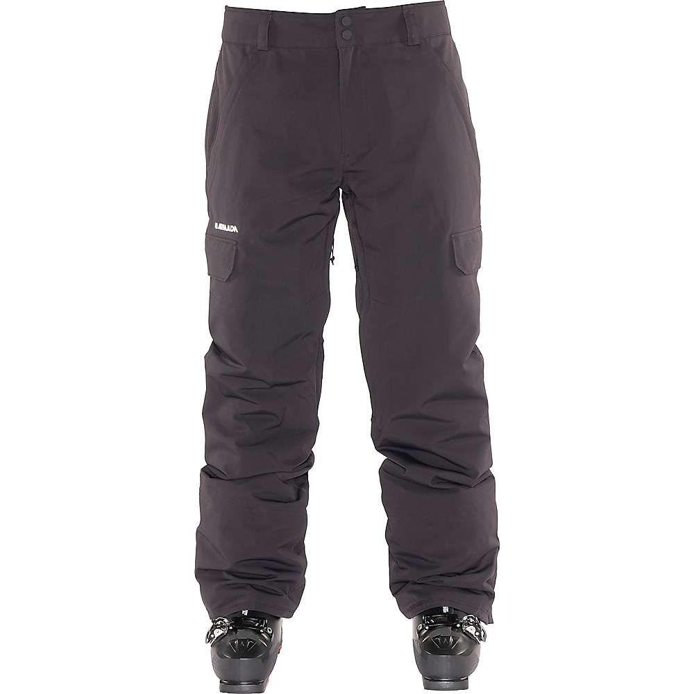 アルマダ Armada メンズ スキー・スノーボード ボトムス・パンツ【union insulated pant】Black