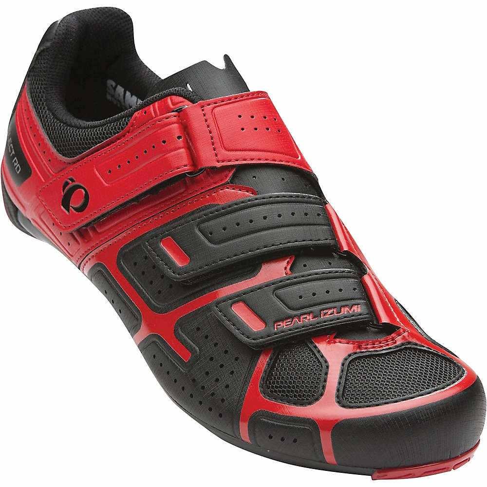 【予約受付中】 パールイズミ メンズ サイクリング シューズ・靴 Izumi【Pearl サイクリング Road Izumi SELECT Road IV Shoe】Black/ True Red, CHAPTER EXPRESS:582498e6 --- bibliahebraica.com.br