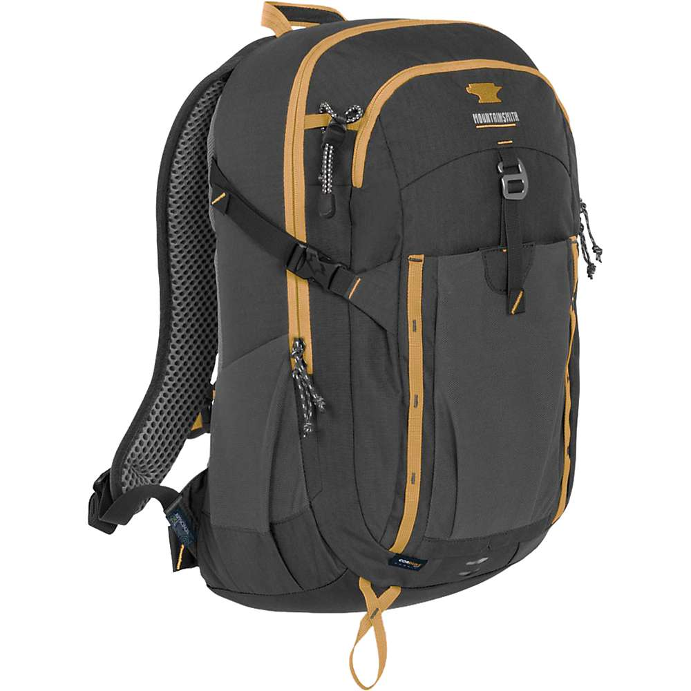マウンテンスミス ユニセックス メンズ レディース バッグ バックパック・リュック【Mountainsmith Approach 25 Backpack】Anvil Grey