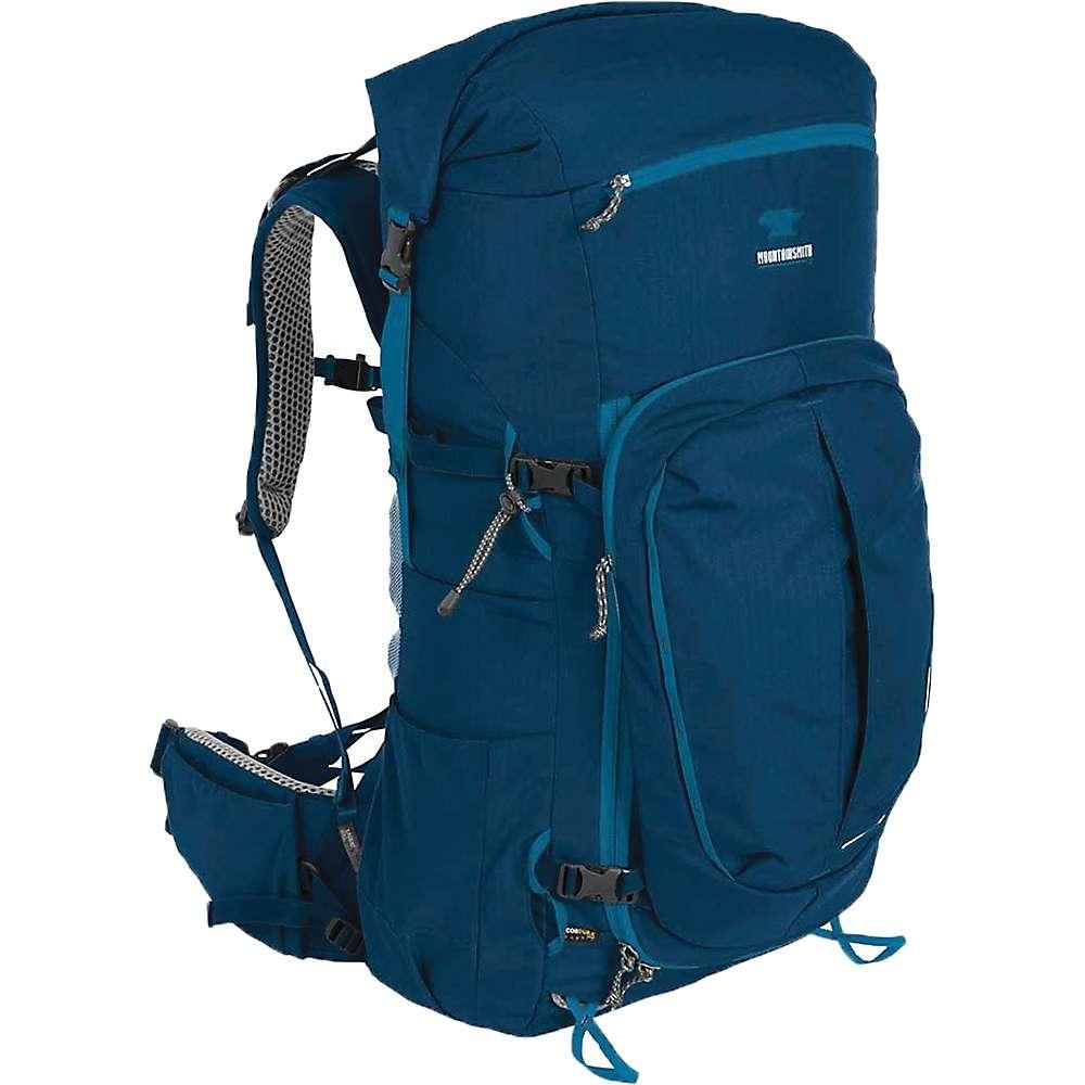 マウンテンスミス メンズ ハイキング バッグ【Mountainsmith Lariat 65 Backpack】Moroccan Blue