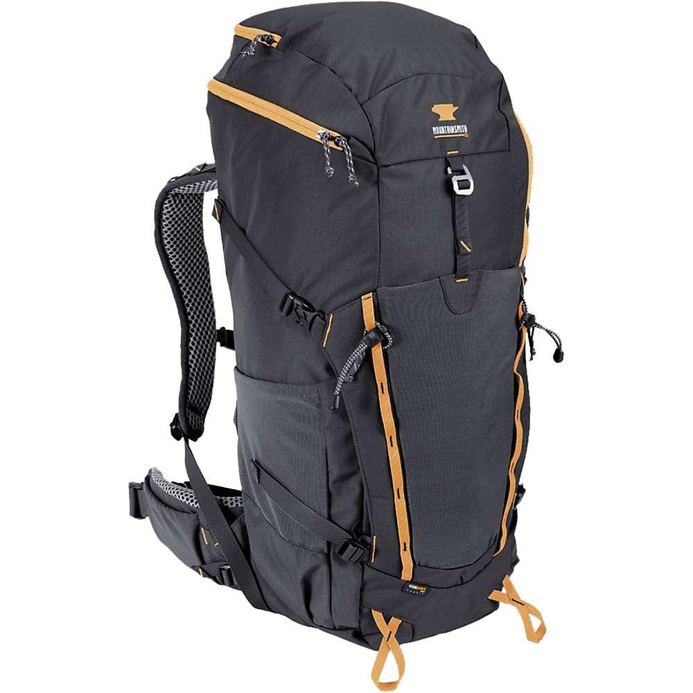 マウンテンスミス ユニセックス メンズ レディース ハイキング バッグ【Mountainsmith Mayhem 45 Backpack】Anvil Grey