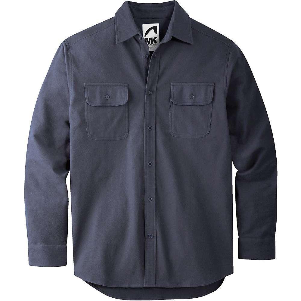 マウンテンカーキス Mountain Khakis メンズ シャツ トップス【ranger chamois shirt】Navy