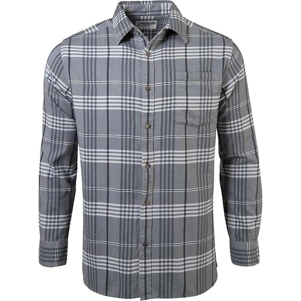 マウンテンカーキス Mountain Khakis メンズ シャツ トップス【peden plaid shirt】Gunmetal