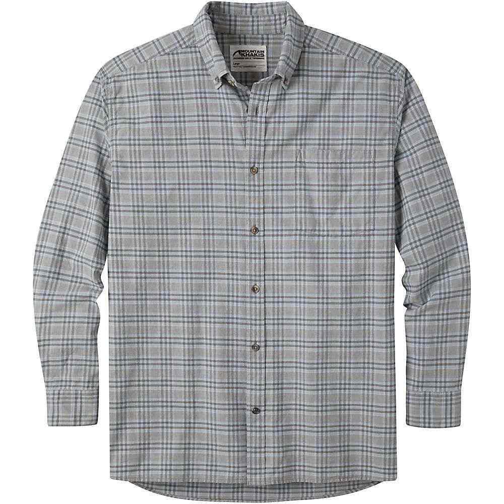 マウンテンカーキス Mountain Khakis メンズ シャツ フランネルシャツ トップス【downtown flannel shirt】Skylight