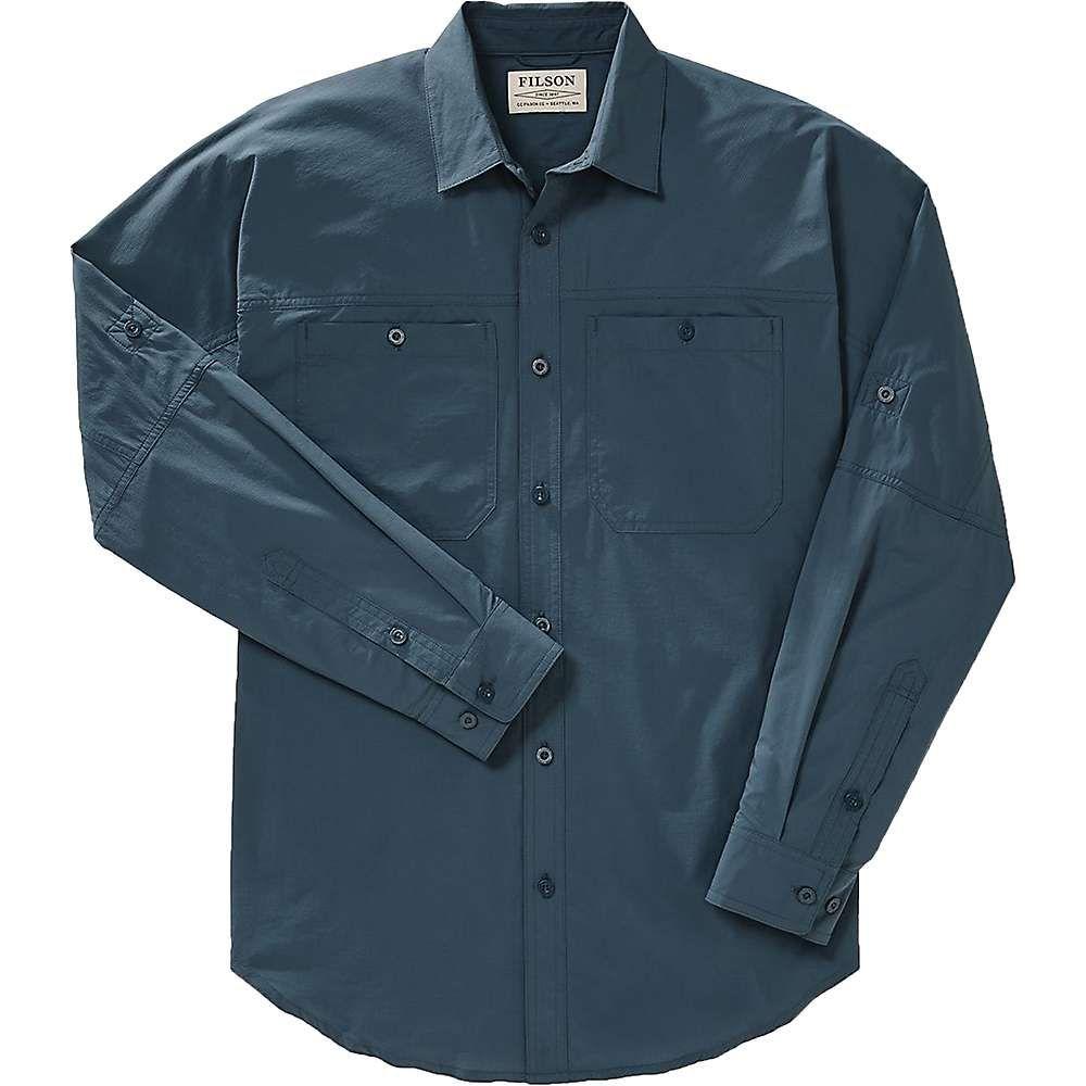フィルソン Filson メンズ シャツ トップス【alagnak shirt】Orion Blue