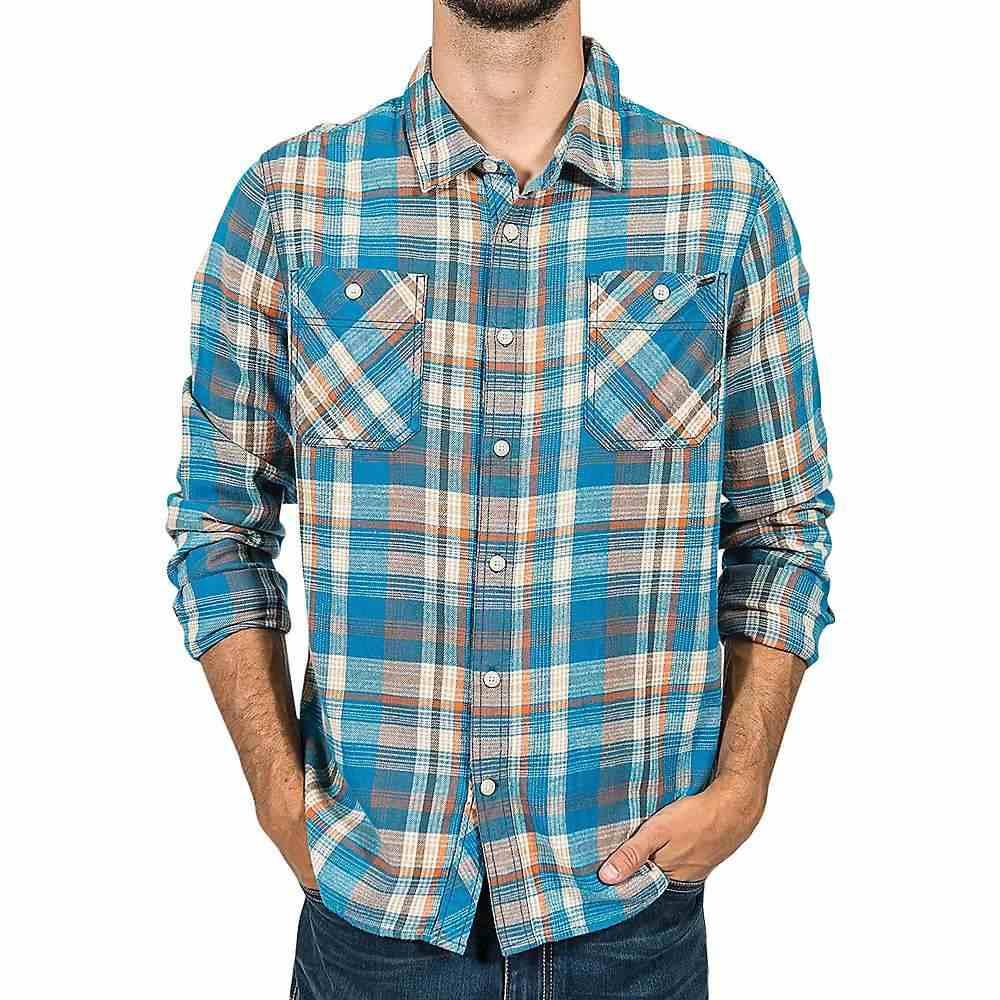 Gramicci Mens Throwback Plaid Shirt
