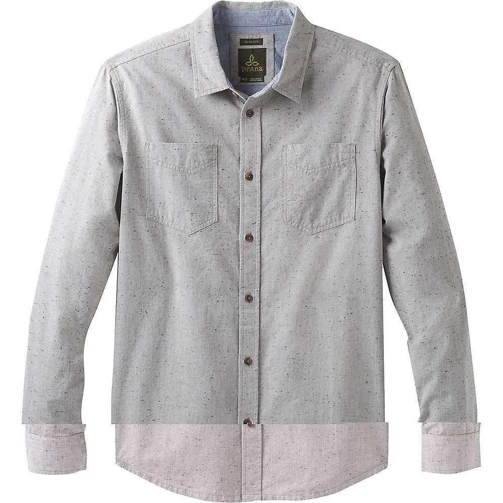 プラーナ Prana メンズ シャツ トップス【dilettante ls shirt】Cargo Green