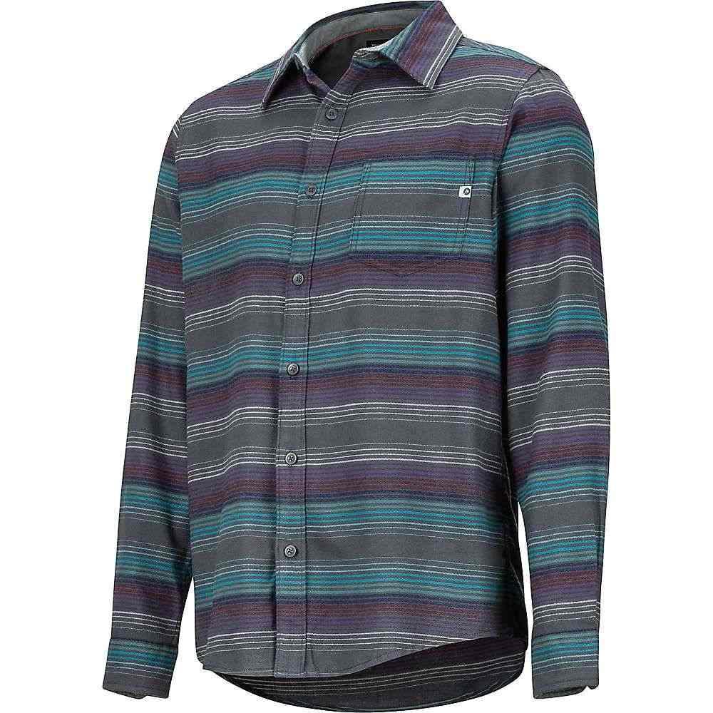 マーモット Marmot メンズ シャツ フランネルシャツ トップス【fairfax midweight flannel ls shirt】Fig