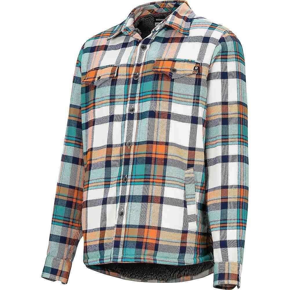 マーモット Marmot メンズ シャツ トップス【ridgefield ls shirt】Moonstruck