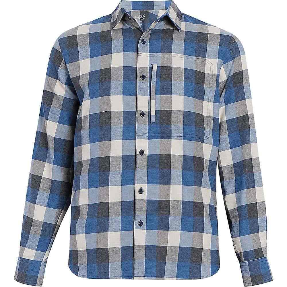 ウールリッチ Woolrich メンズ シャツ トップス【any point shirt】Alpine Blue