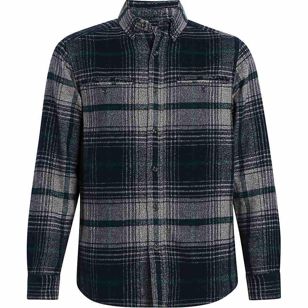 ウールリッチ Woolrich メンズ シャツ トップス【eco rich twisted oxbow shirt】Deep Indigo Twist