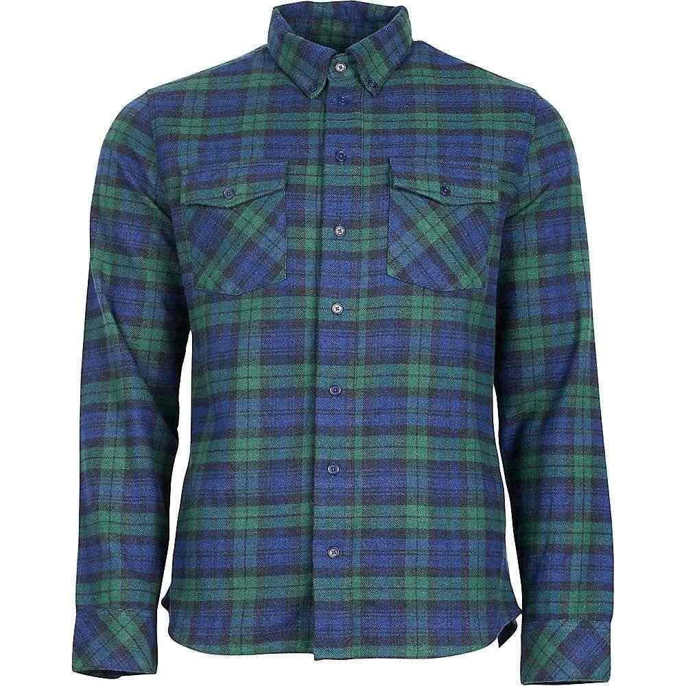 ユナイテッドバイブルー United By Blue メンズ シャツ フランネルシャツ トップス【bridger flannel button down shirt】Dark Green