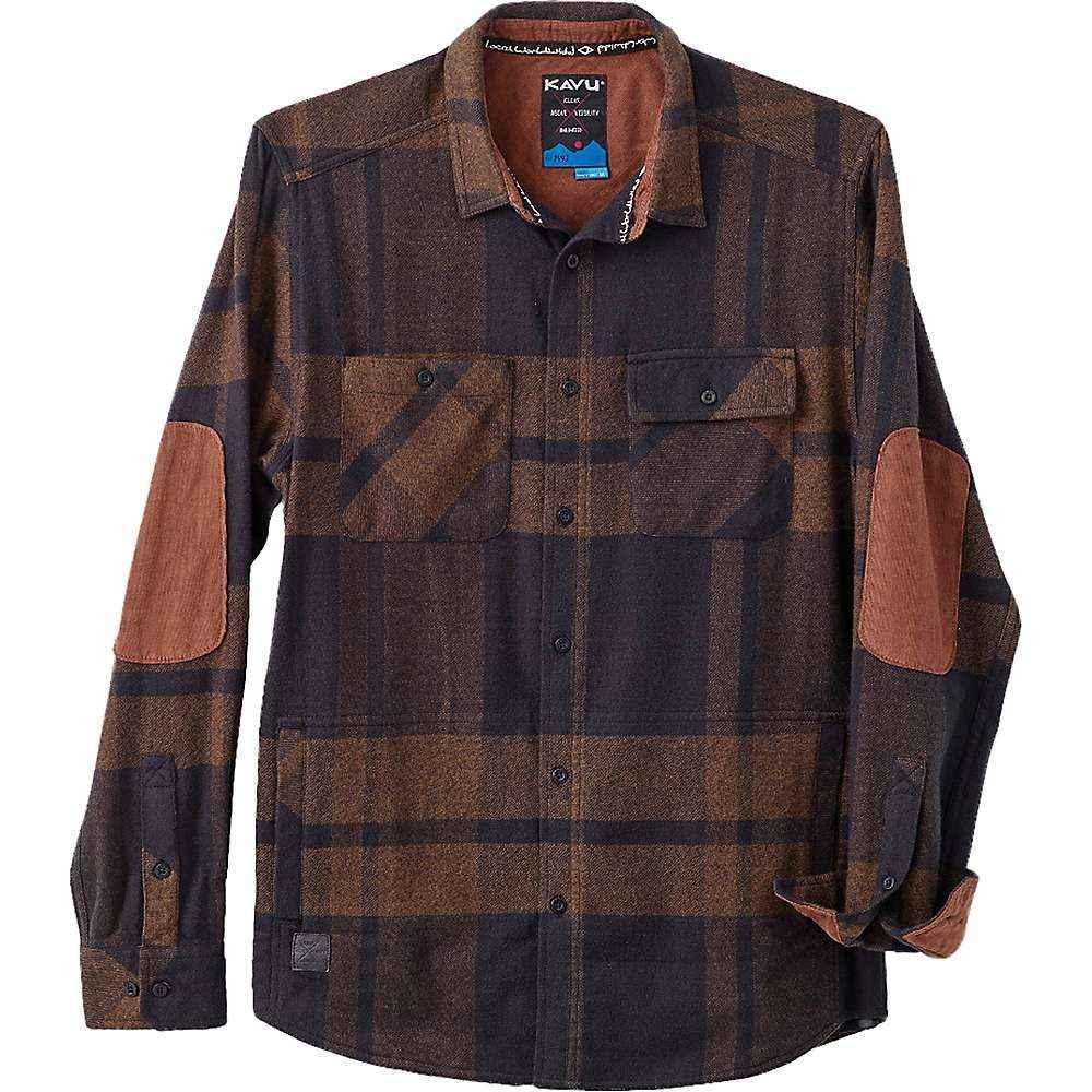 カブー Kavu メンズ シャツ トップス【baxter shirt】Earth