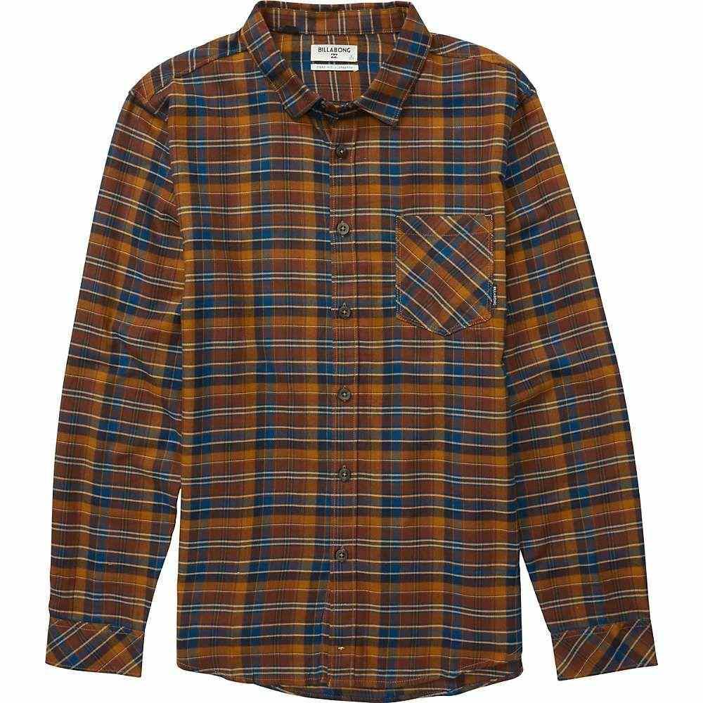 ビラボン Billabong メンズ シャツ フランネルシャツ トップス【freemont flannel shirt】Hash