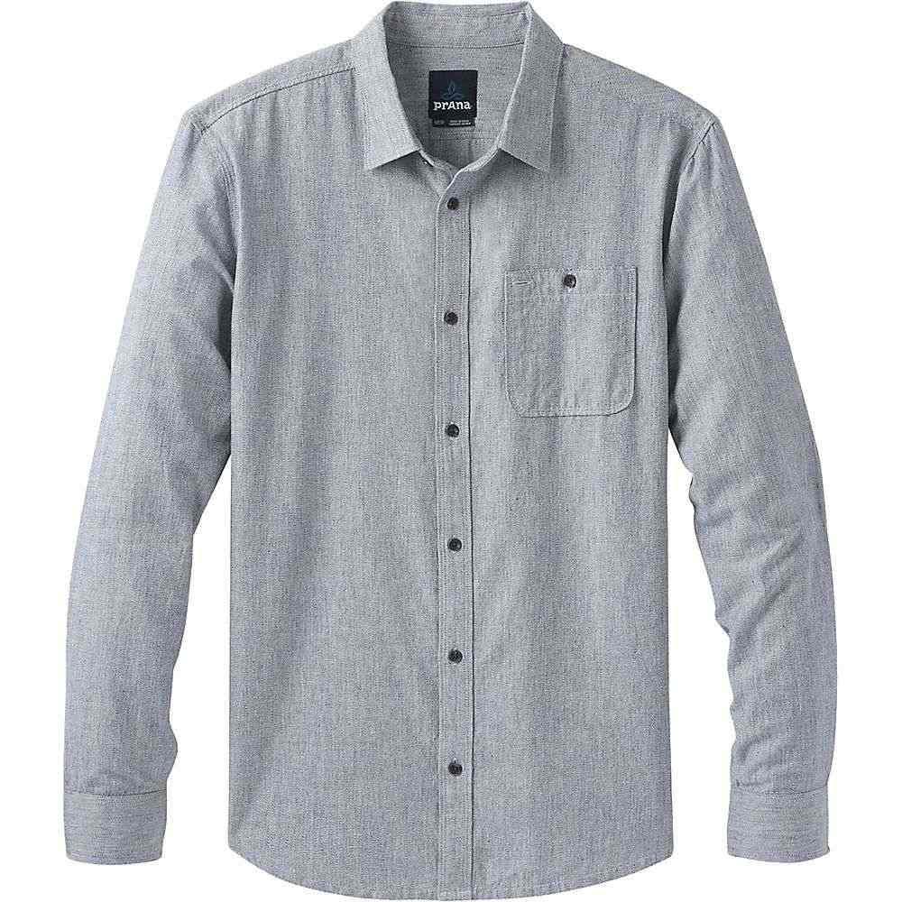 プラーナ Prana メンズ シャツ トップス【jaffra ls shirt】Nautical