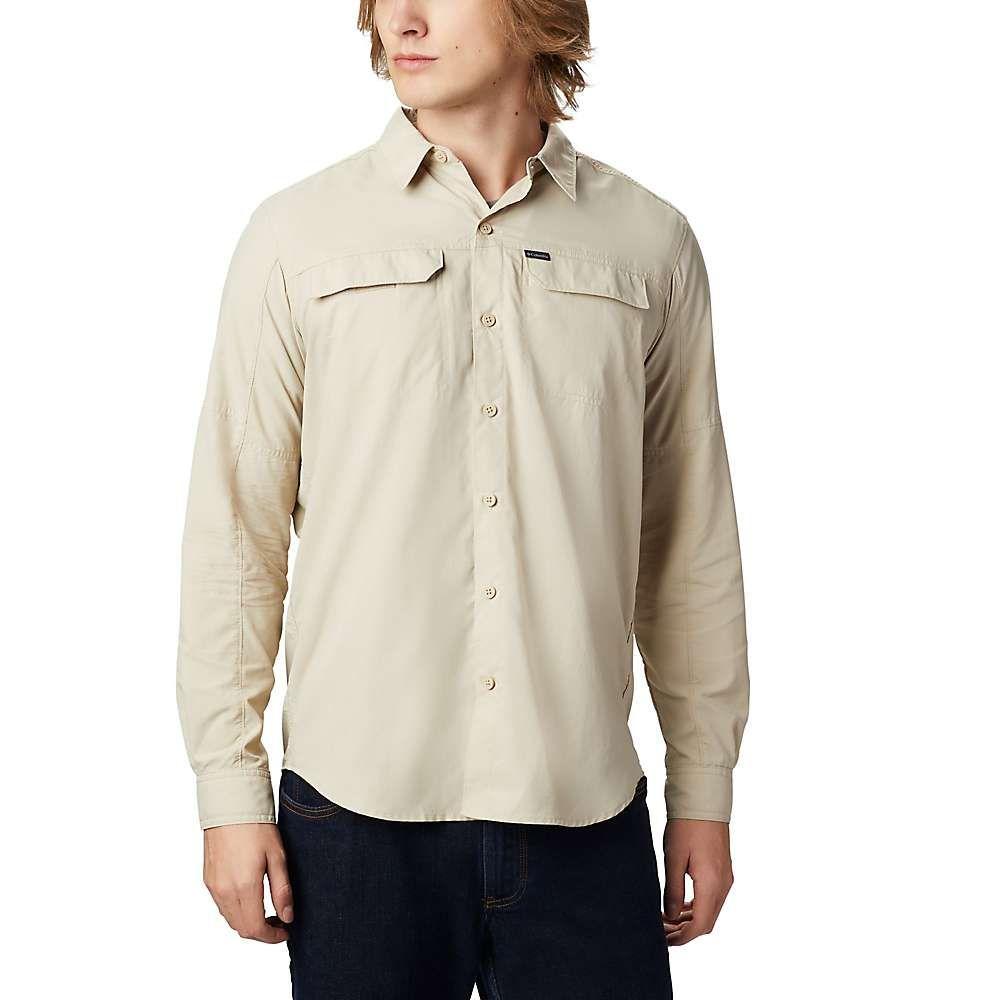 コロンビア Columbia メンズ シャツ トップス【silver ridge2.0 ls shirt】Fossil