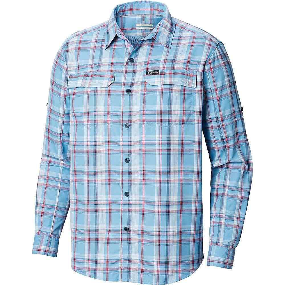 コロンビア Columbia メンズ シャツ トップス【silver ridge 2.0 plaid ls shirt】Blue Sky Plaid