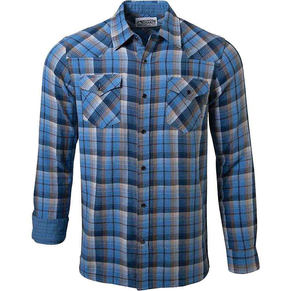 マウンテンカーキス Mountain Khakis メンズ シャツ トップス【sublette shirt】Twilight Plaid