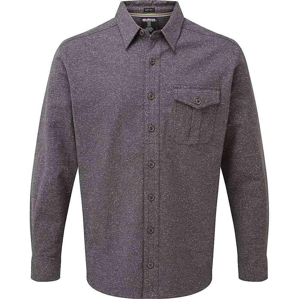 シェルパ Sherpa メンズ シャツ トップス【jamling shirt】Kharani Grey