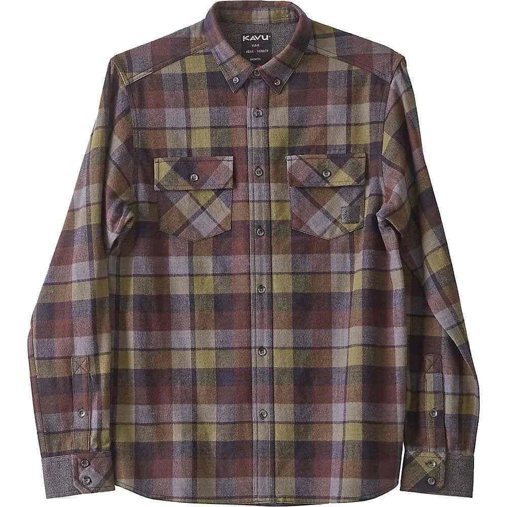 カブー Kavu メンズ シャツ トップス【buffaroni shirt】Countryside