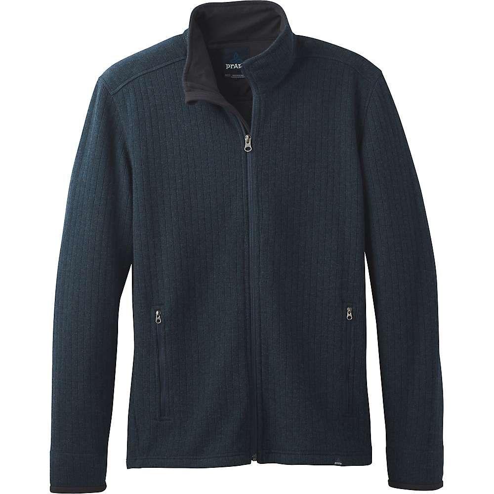 プラーナ Prana メンズ ニット・セーター トップス【barclay sweater】Dusk Blue