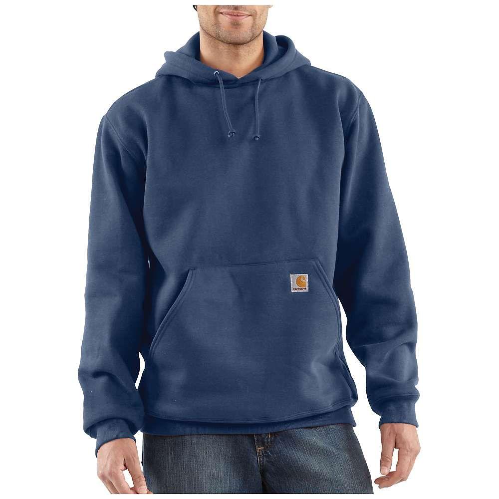 カーハート Carhartt メンズ スウェット・トレーナー トップス【midweight hooded sweatshirt】New Navy