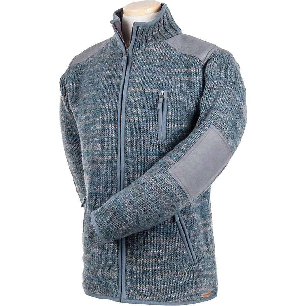 ランドロマット Laundromat メンズ フリース トップス【oxford fleece lined sweater】Dusk