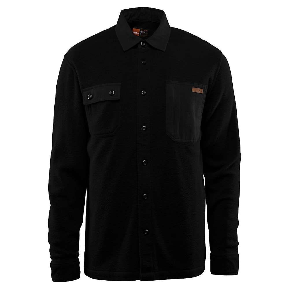 サーティーツー Thirty Two メンズ フリース トップス【rest stop fleece jacket】Black