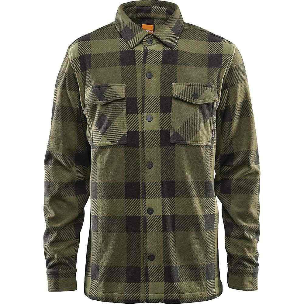サーティーツー Thirty Two メンズ フリース トップス【rest stop fleece jacket】Army
