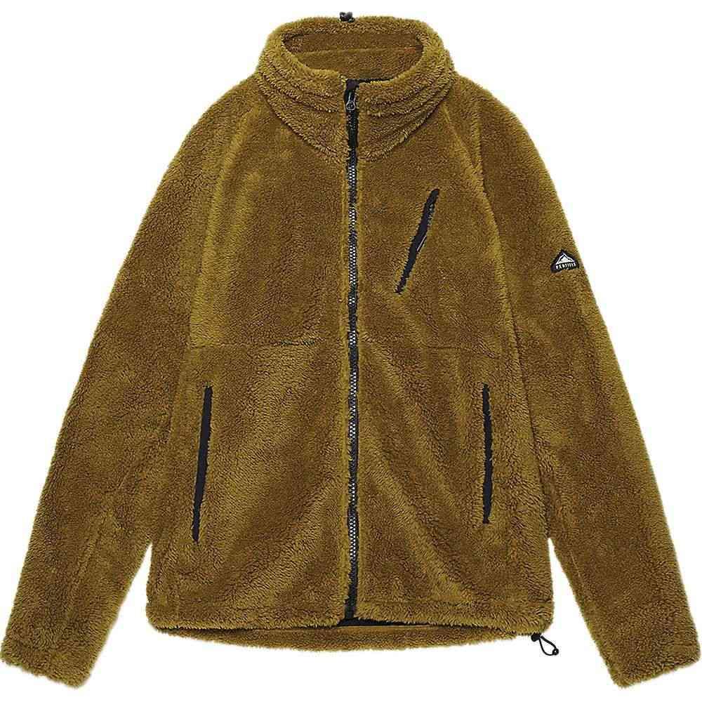 ペンフィールド Penfield メンズ フリース トップス【breakheart fleece jacket】Breen
