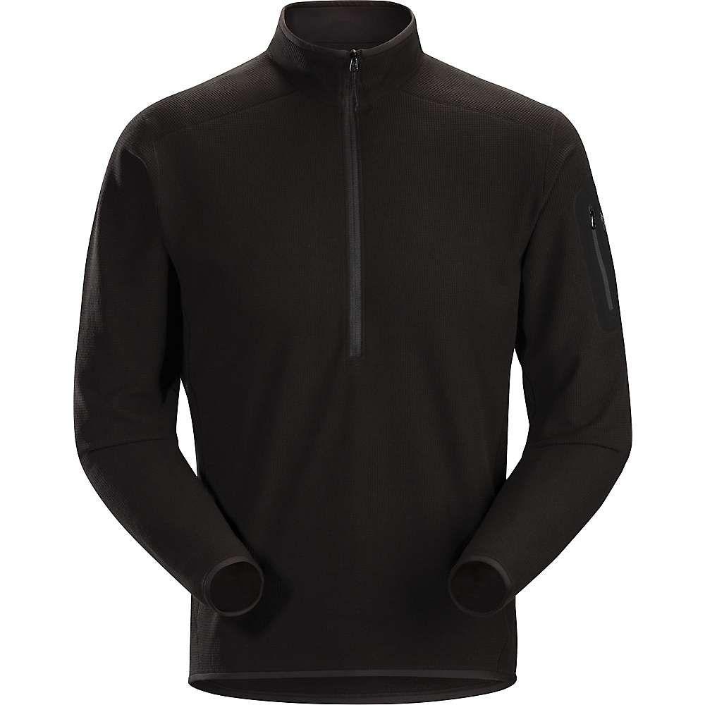 アークテリクス Arcteryx メンズ フリース トップス【delta lt zip neck pullover】Black