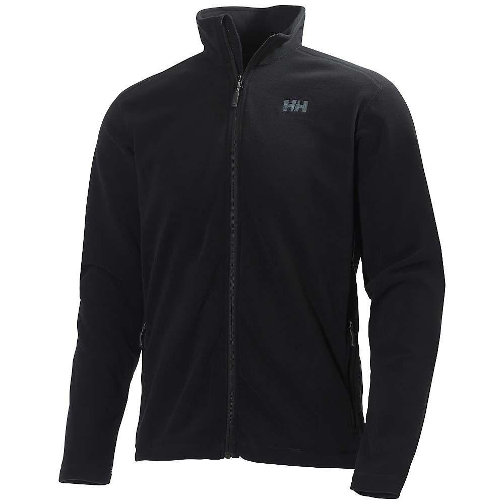 ヘリーハンセン メンズ トップス フリース BLACK サイズ交換無料 Daybreaker Jacket 日本産 Fleece Hansen Helly 待望