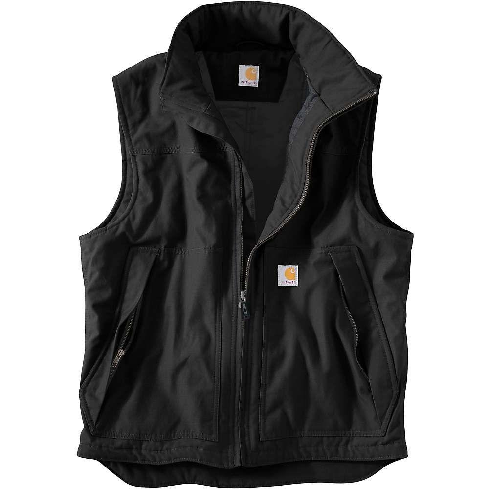 カーハート Carhartt メンズ ベスト・ジレ トップス【quick duck jefferson vest】Black