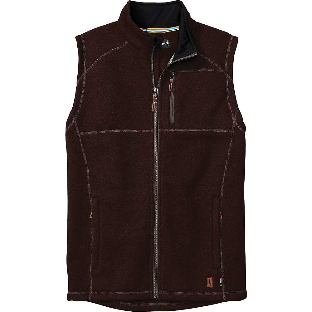 スマートウール Smartwool メンズ ベスト・ジレ トップス【echo lake vest】Sumatra Heather