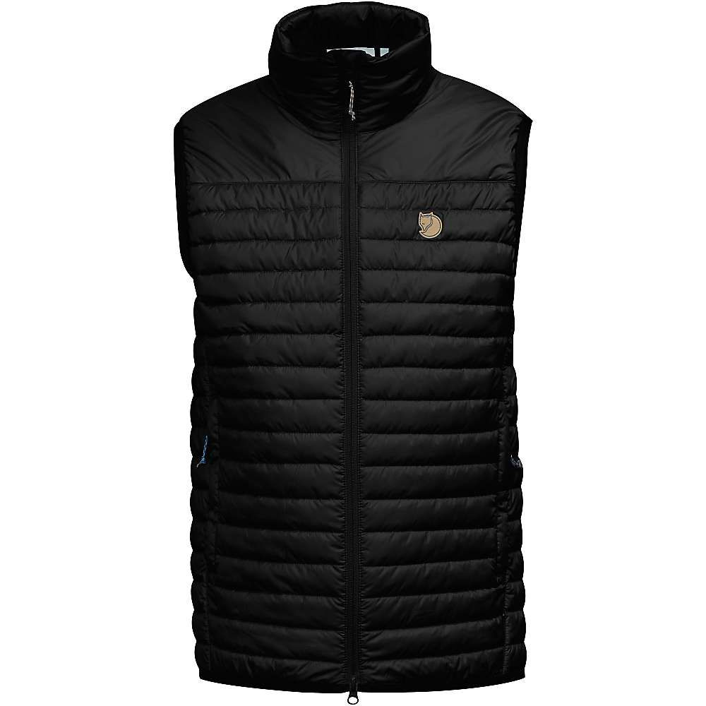 フェールラーベン Fjallraven メンズ ベスト・ジレ トップス【abisko padded vest】Black