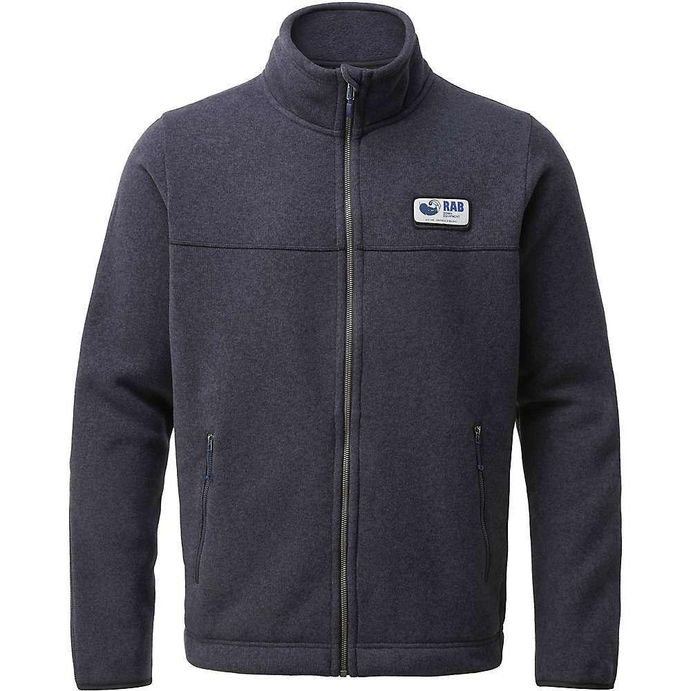 ラブ Rab メンズ フリース トップス【explorer jacket】Deep Denim DD