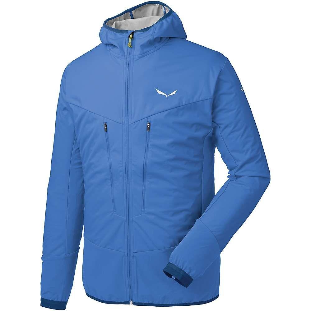 サレワ Salewa メンズ フリース トップス【pedroc hybrid sw/dst jacket】Royal Blue