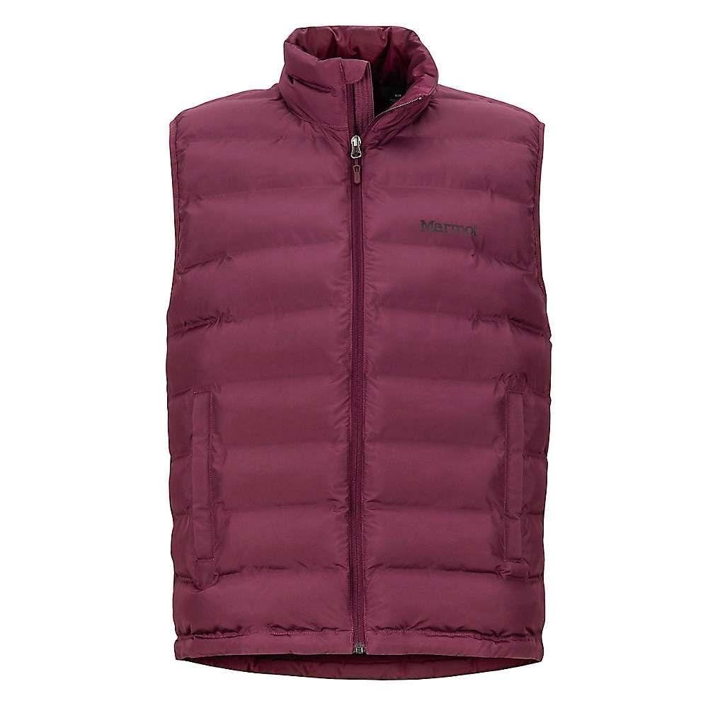 マーモット Marmot メンズ ベスト・ジレ トップス【alassian featherless vest】Fig